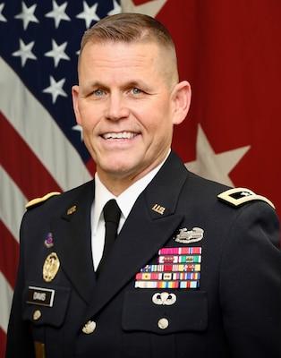 Maj. Gen. Miles A. Davis