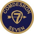 COMDESRON Seven Crest
