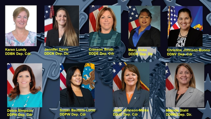 DLA Distribution highlights distribution center deputy commanders/directors for Women's History Month 2021