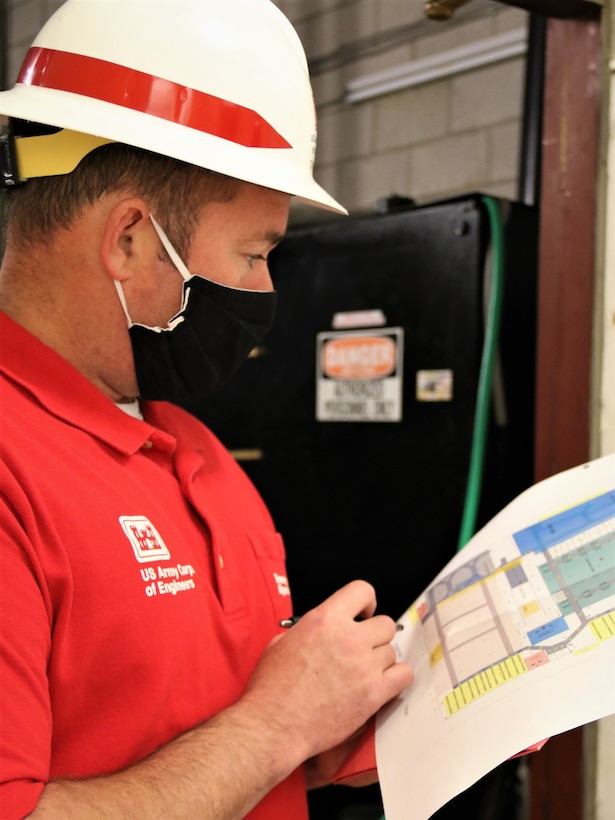 A multidisciplinary team from the Norfolk District, U.S. Army Corps of Engineers, joined the Federal Emergency Management Agency in an assessment of a local site for conversion into a federally supported community vaccination center, March 23, 2021, in Norfolk, Virginia. FEMA officially opened that location today as a Type 2 center, capable of administering approximately 3,000 vaccinations a day and directly supporting President Joe Biden's goal of administering 100 million vaccinations within the first 100 days of his administration.