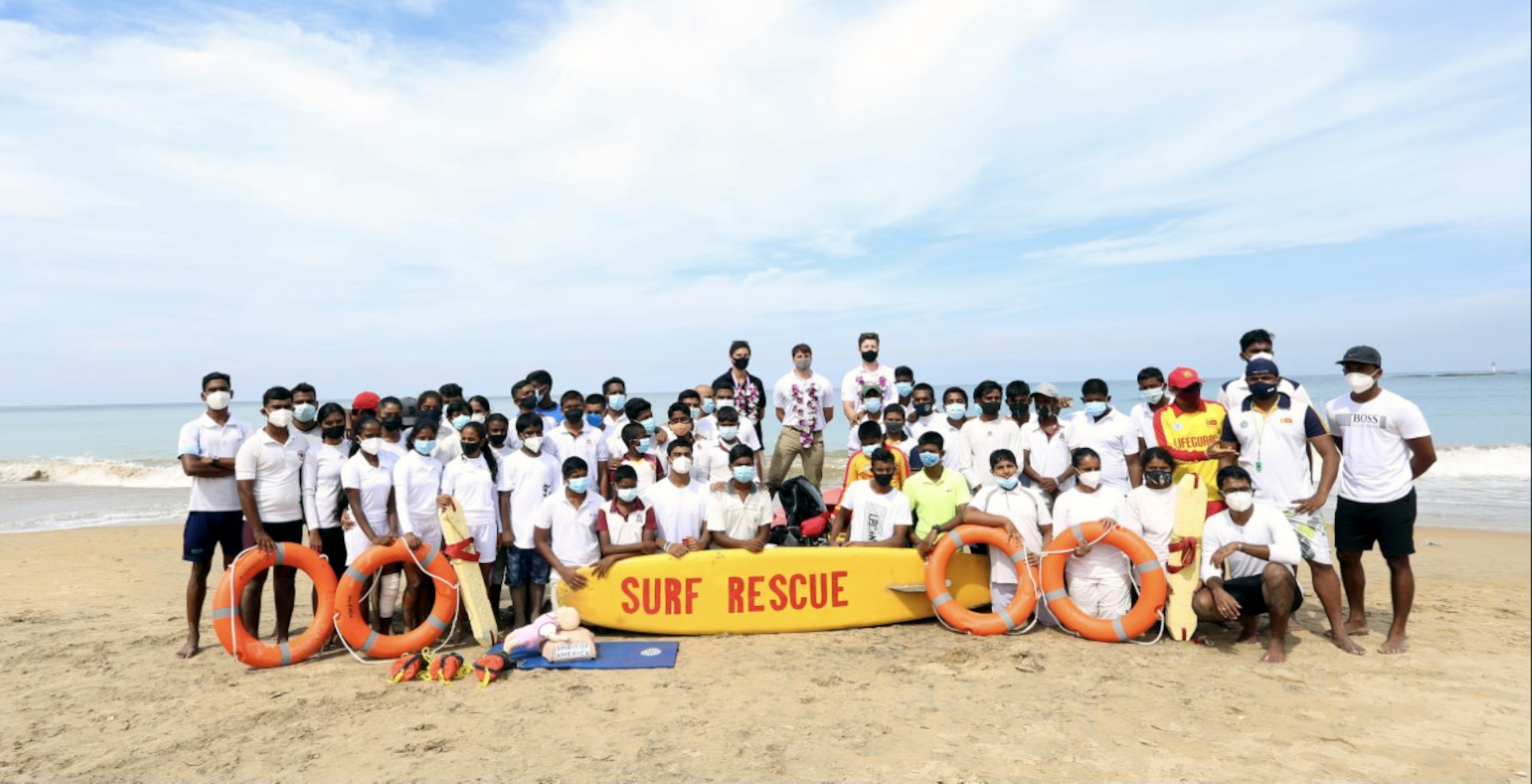 Promote Water Safety