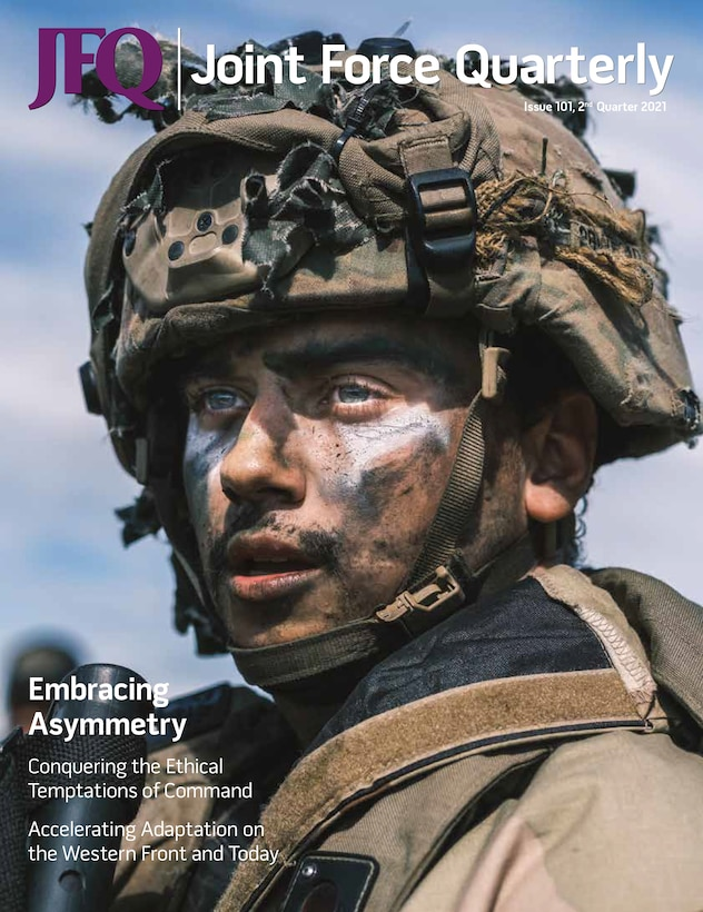 Joint Force Quarterly 101