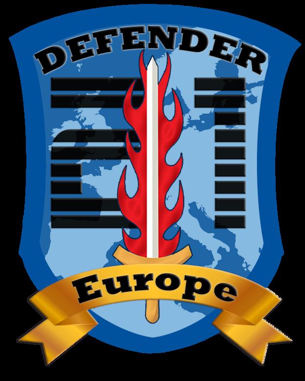 DEFENDER-Europe 21 logo