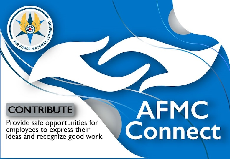AFMC Connect May focus: Contribute
