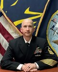 Command Senior Chief Millard G. Charles JR