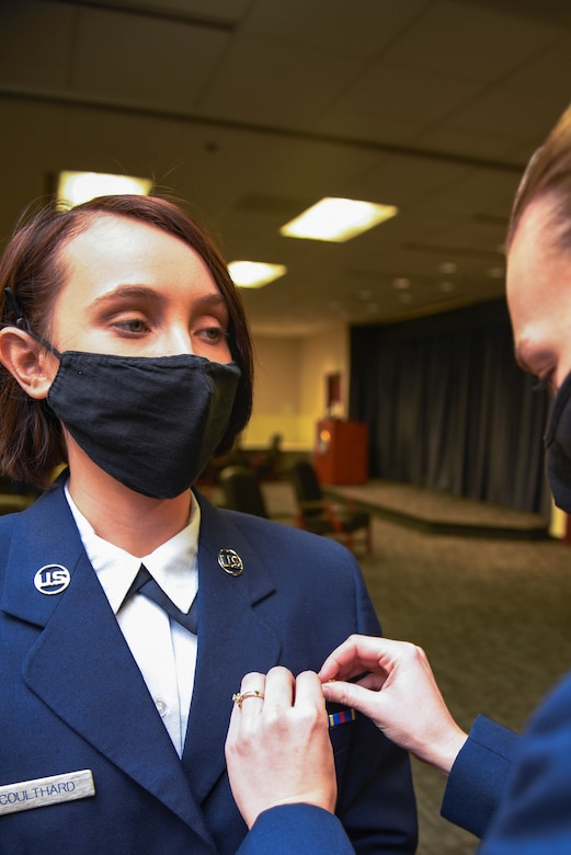 Airman graduated from DINFOS.