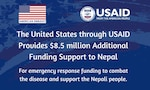 The United States Provides Additional Funding Support to Nepal Amidst the Second Wave of COVID-19