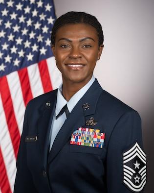 CMSgt Denisha Ward