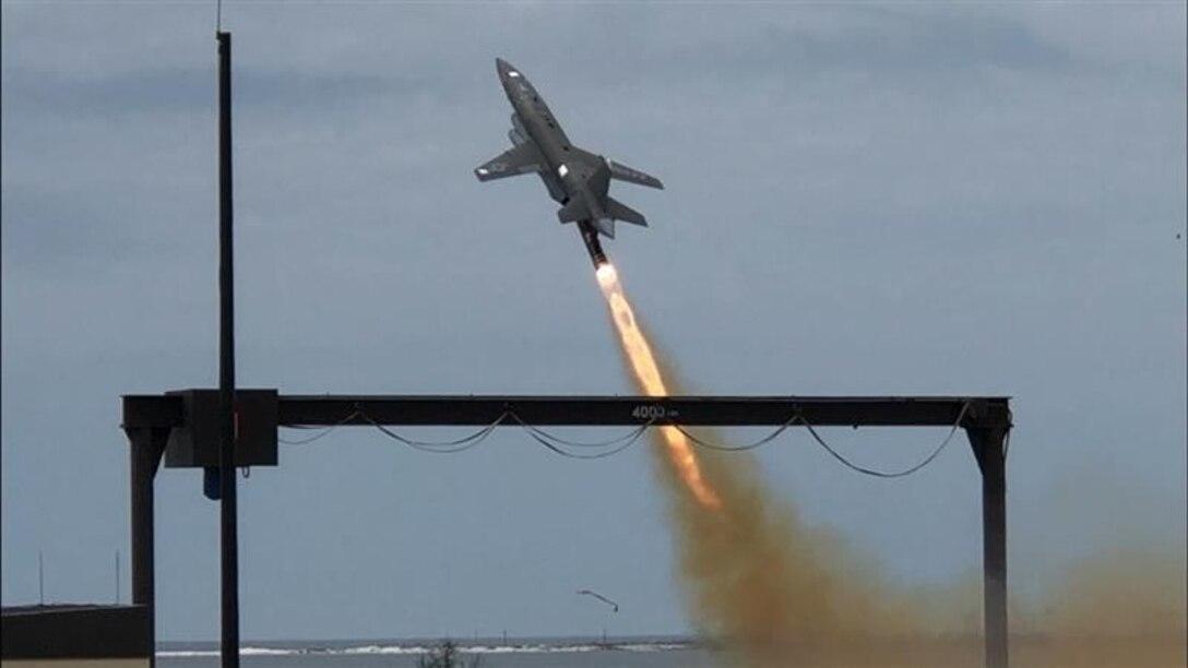 Skyborg ACS First Flight
