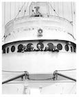Five women OCS candidates aboard USCGC Unimak, the first women assigned to sea duty, 1973.