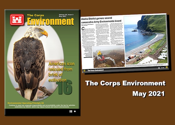This edition highlights protecting and preserving the environment, in support of Environmental Operating Principle #4.