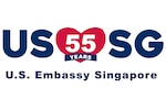 Chargé d'Affaires Mansour Launches USSG55 Campaign Celebrating 55 Years of Diplomatic Relations between the U.S. and Singapore