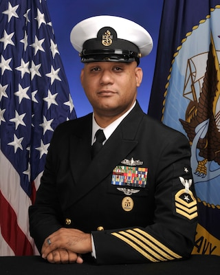Senior Chief Damien A. Brown