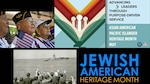 Heritage month graphic.