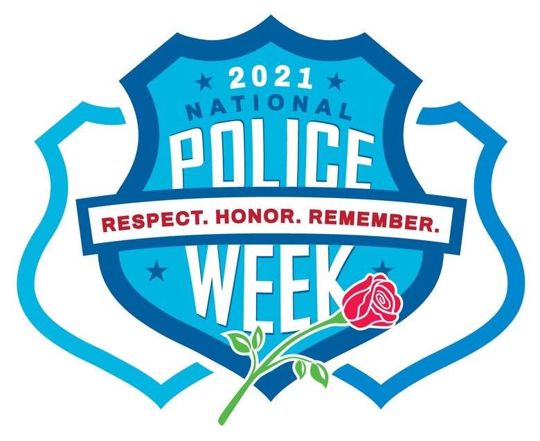 National Police Week 2021 logo