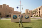 Lt. Casey Jo Parker is a VLC stationed in Manama, Bahrain.