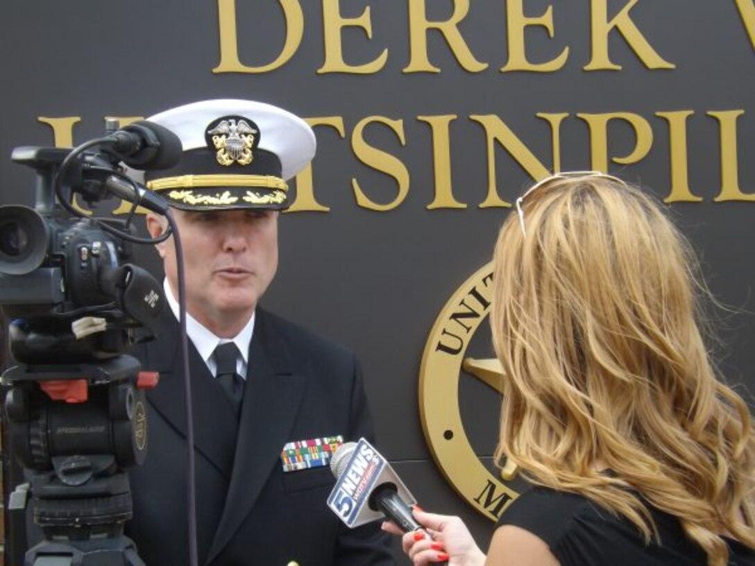 Capt. Gregory P. Noone