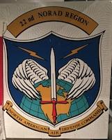 NORAD logo.