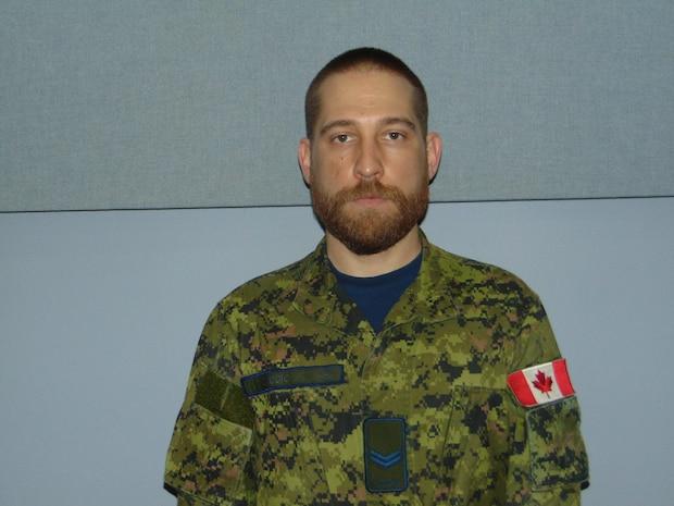 Corporal Ivan Smojic, CSSO