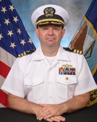CDR Chad Stewart