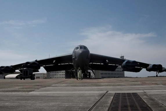 B-52 completes successful hypersonic kill chain employment