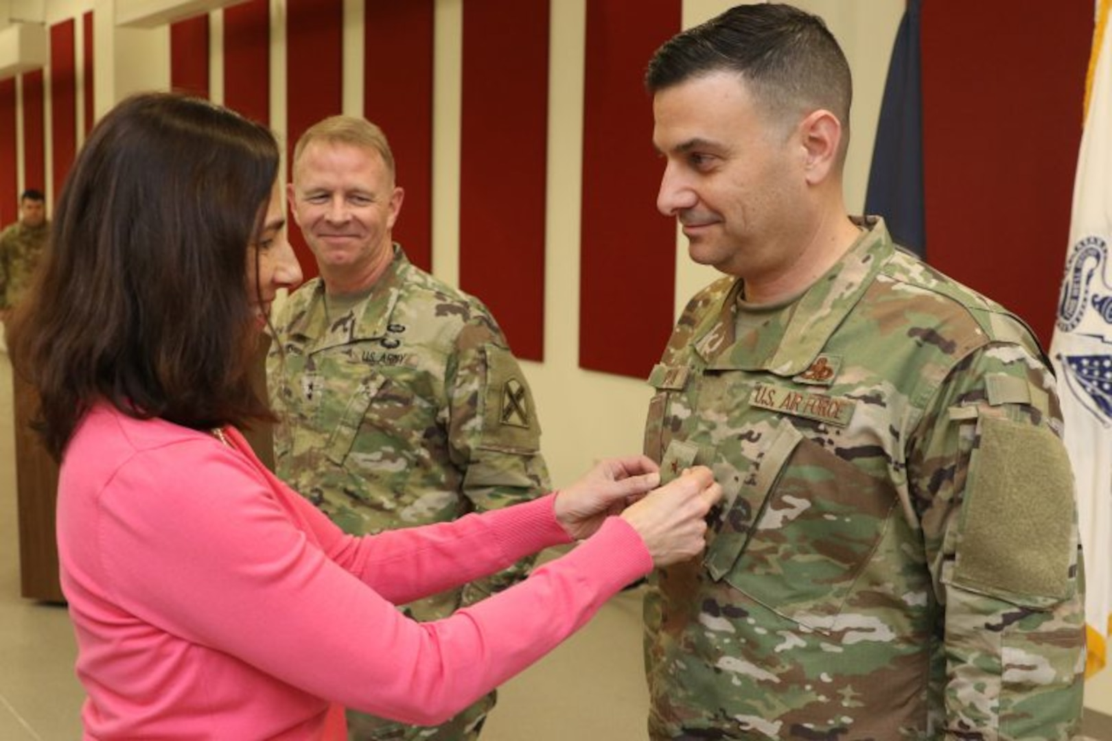 Ryan promoted, takes command of Virginia Air National Guard