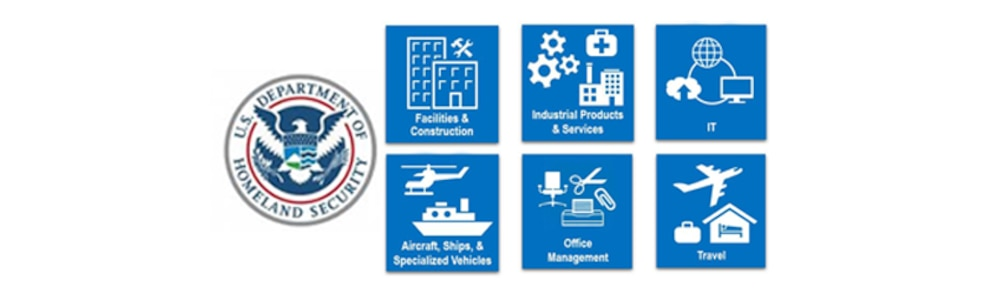 DHS Strategic Sourcing Contract Vehicles
