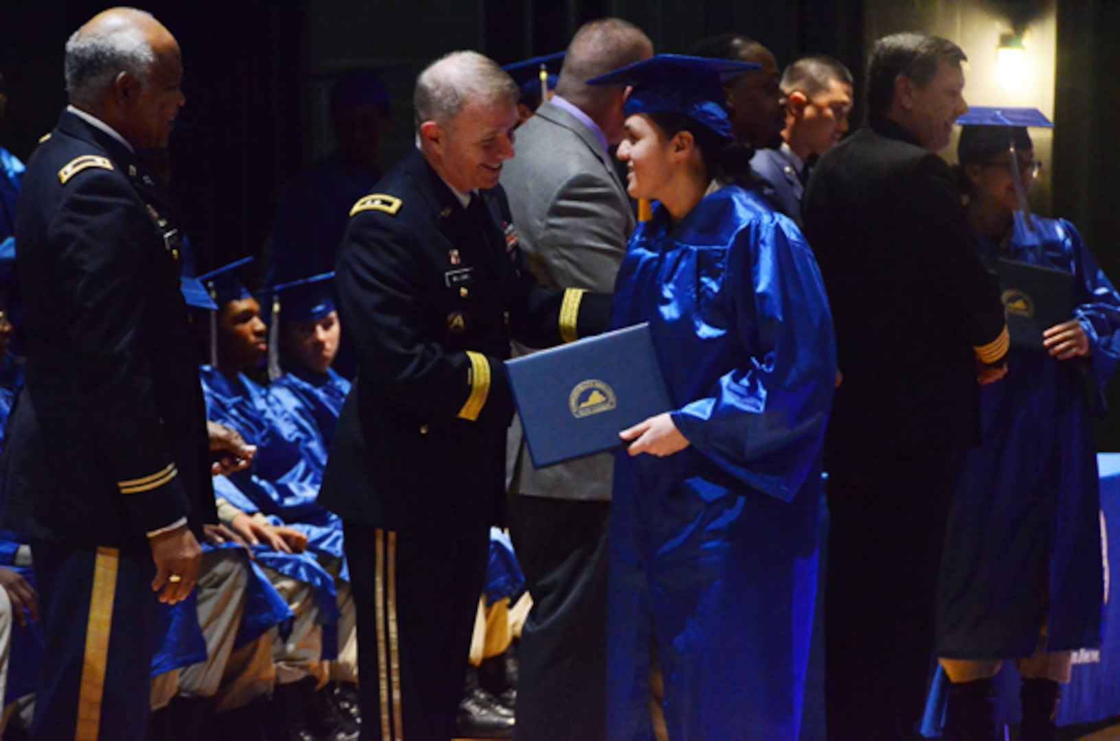 Commonwealth ChalleNGe Class 50 graduates 117 cadets