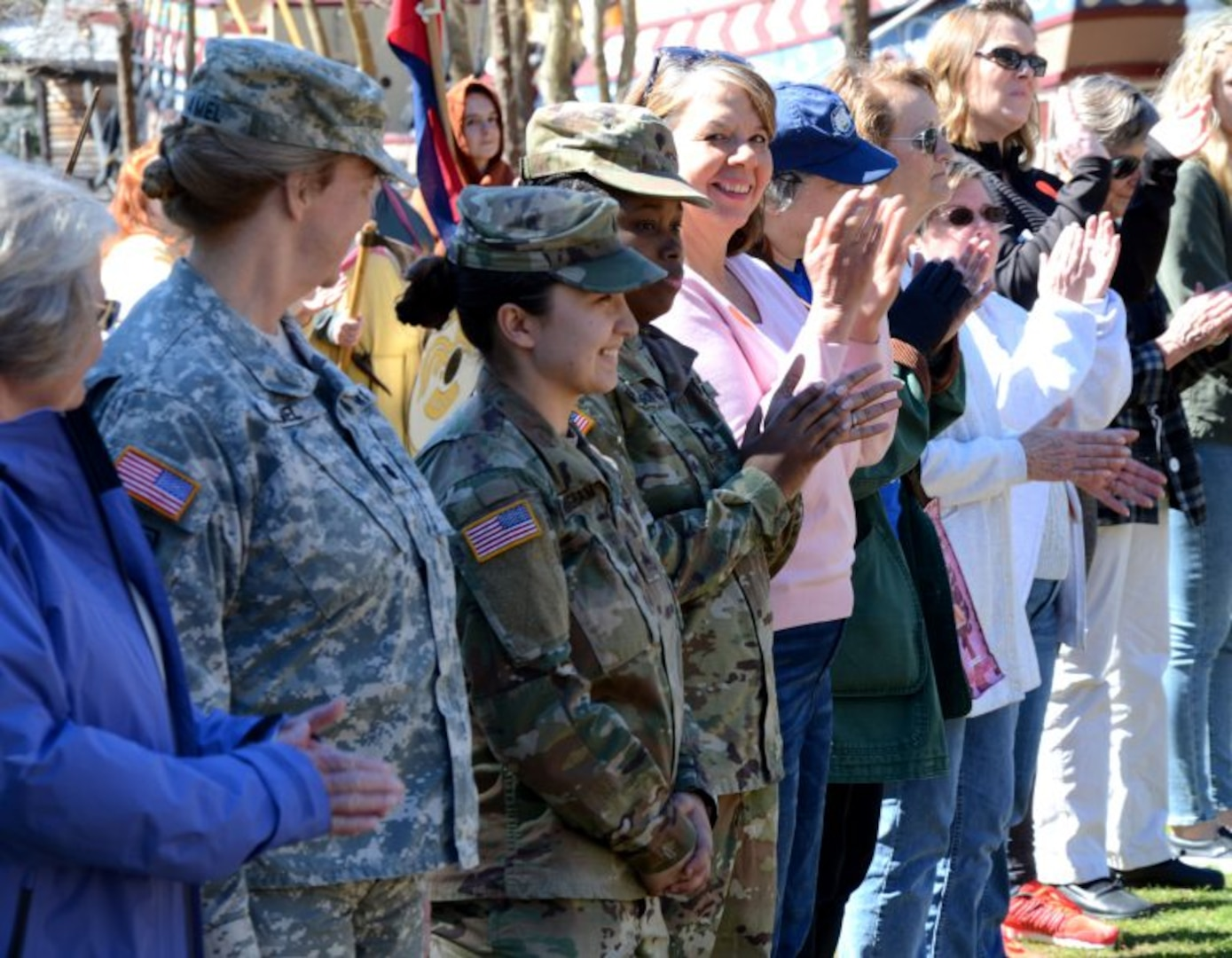 Events honor Virginia National Guard's women Soldiers and veterans