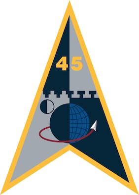 Space Launch Delta 45 Logo
