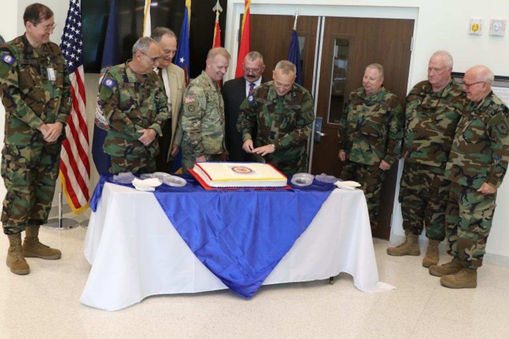 Virginia Defense Force celebrates 35th anniversary