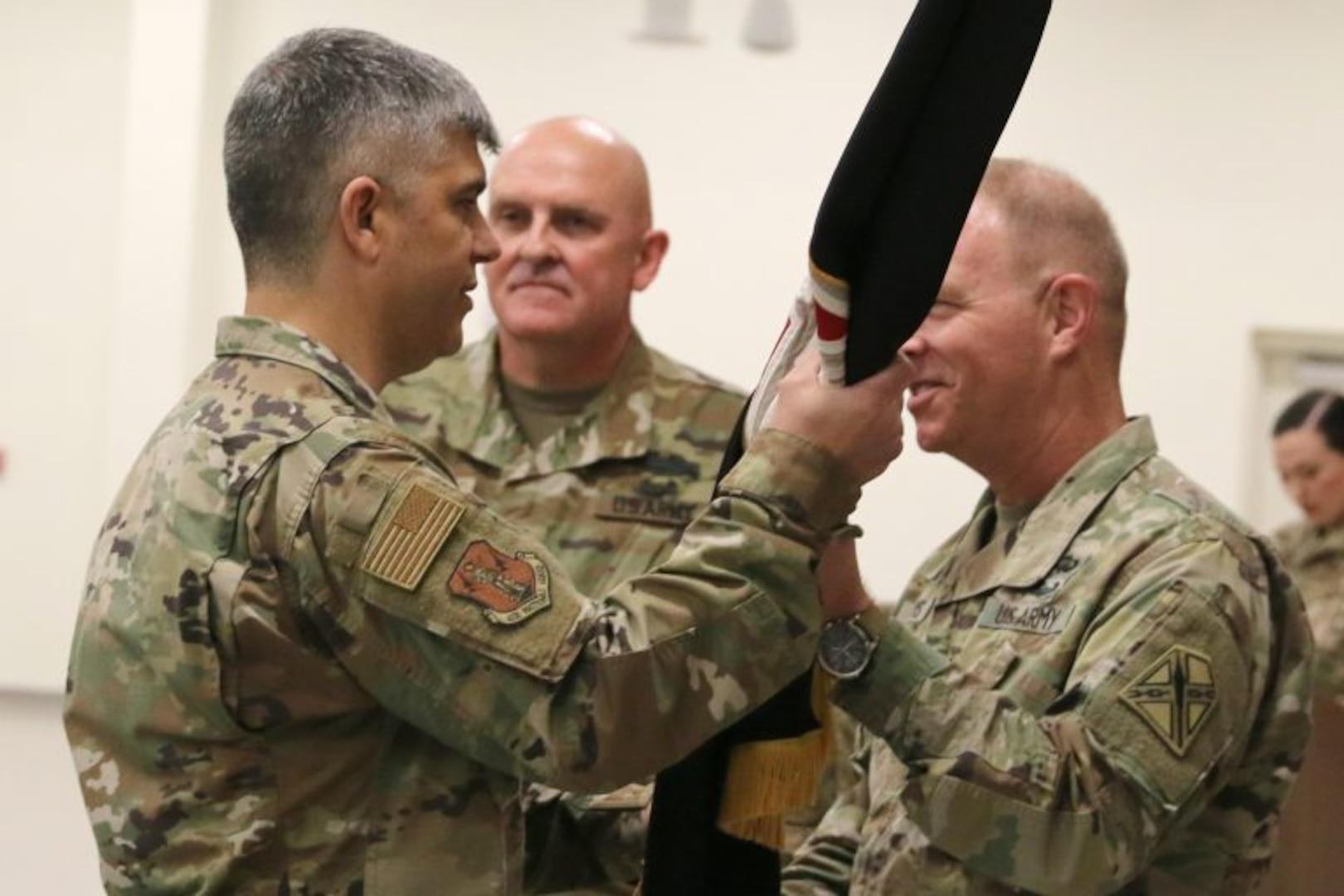 VNG welcomes new command senior enlisted leader