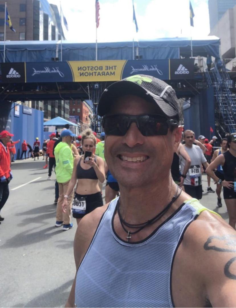 NCO takes Boston Marathon experience to VNG running team