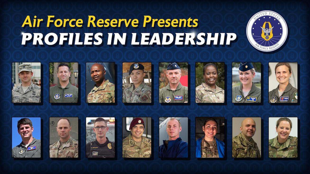 Profiles in Leadership Volume 6 graphic