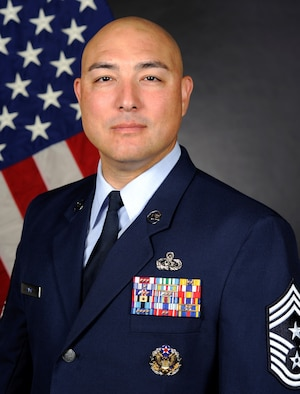 CMSgt Payne official photo