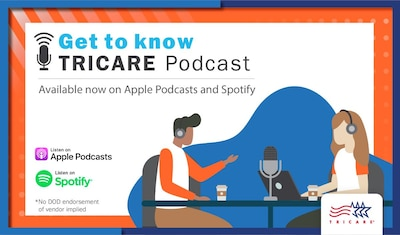 Get to Know TRICARE podcast