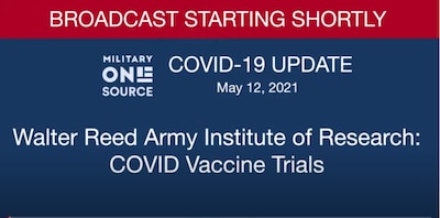 The Walter Reed Army Institute of Research is looking for volunteers! Join us for a discussion on a new COVID vaccine trial and how you might be able to participate.