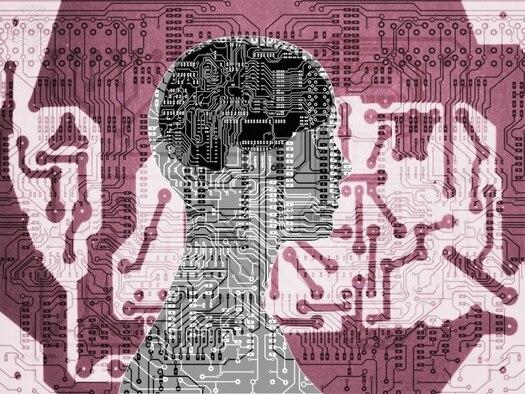 human, machine, ai