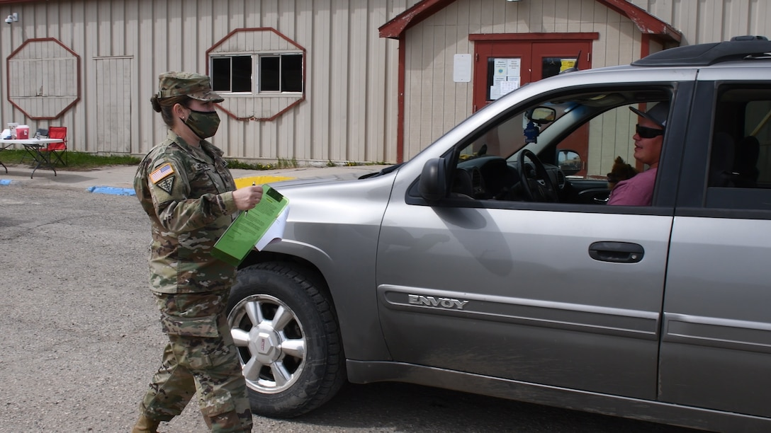 Soldiers team up for Innovative Readiness Training in Belcourt, ND