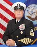 Command Master Chief Todd E. Strebin