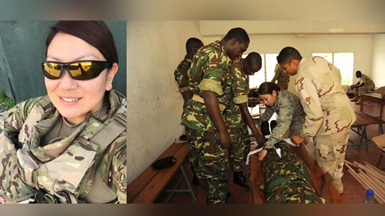 LEAP Spotlight: Lt. Col. Sylvia Kim