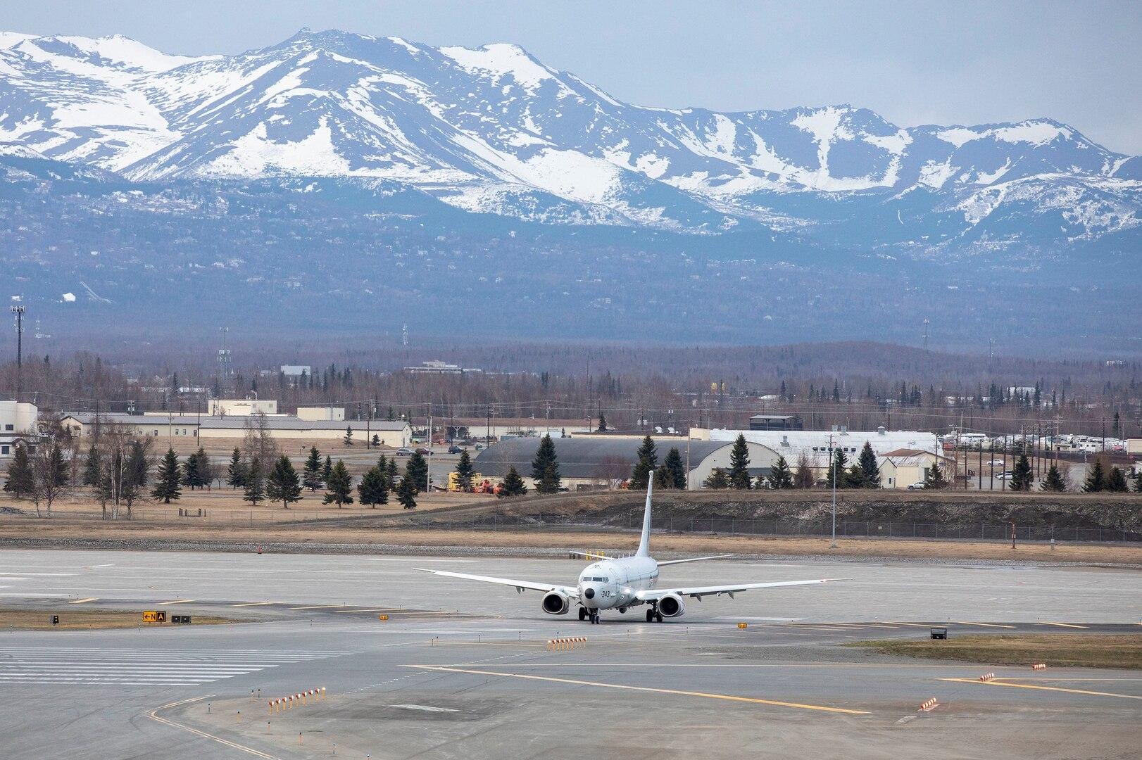 VP-1 flies multi-mission patrols during Northern Edge 21