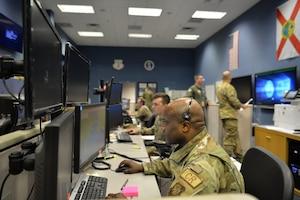 CONR-1AF (AFNORTH) and 601st AOC participate in Blue Flag 21-1