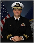 Commander John P. Baggett