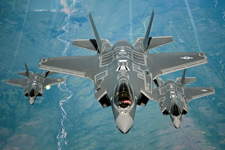 Airframe: The F-35A Lightning II