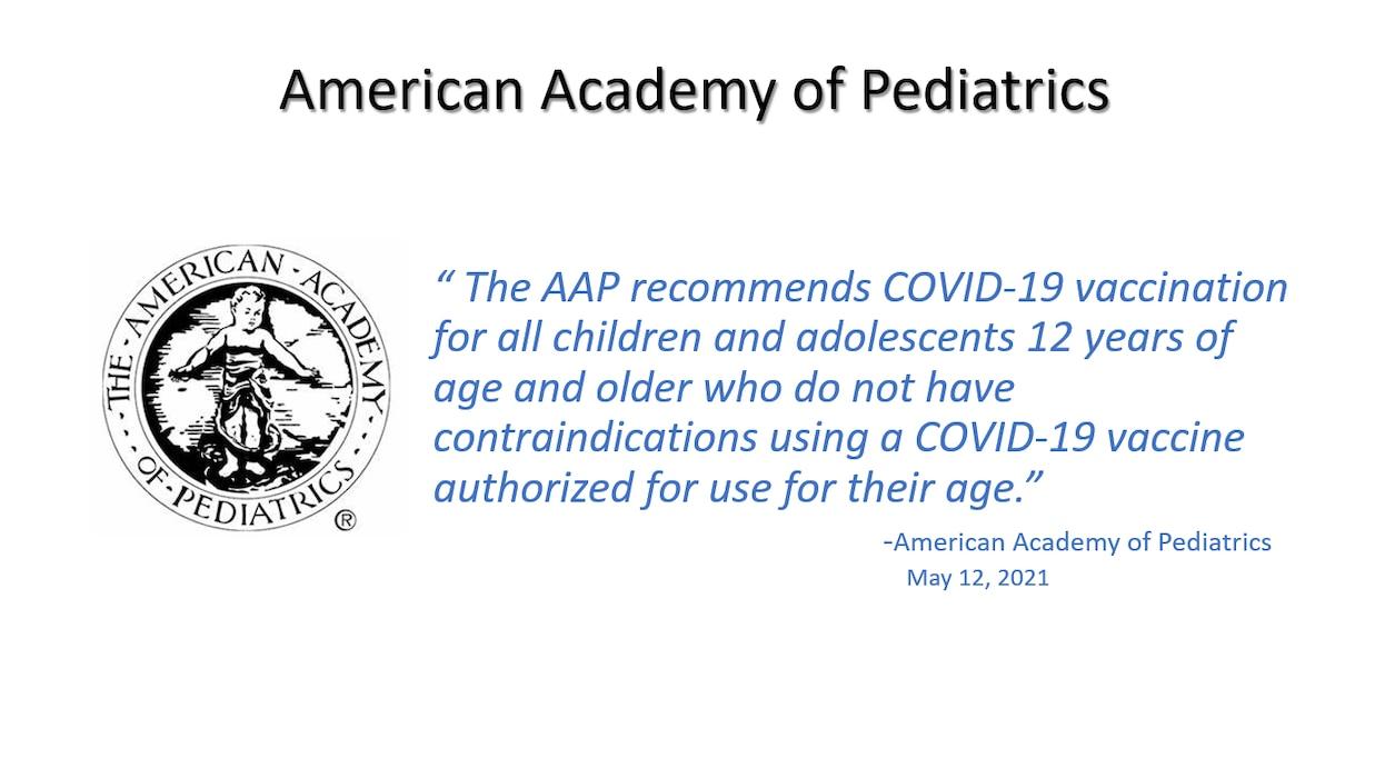COVID Vaccine for Pediatrics