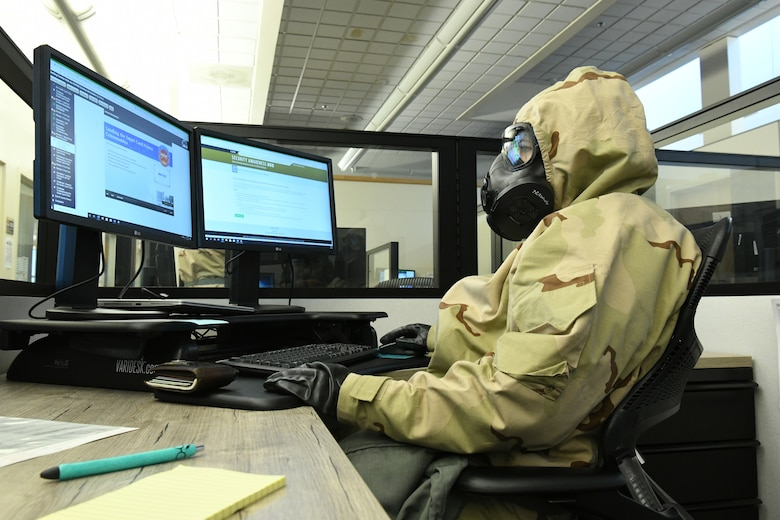 Prepare, train, perform: 173rd MSG completes Task Qualification Training
