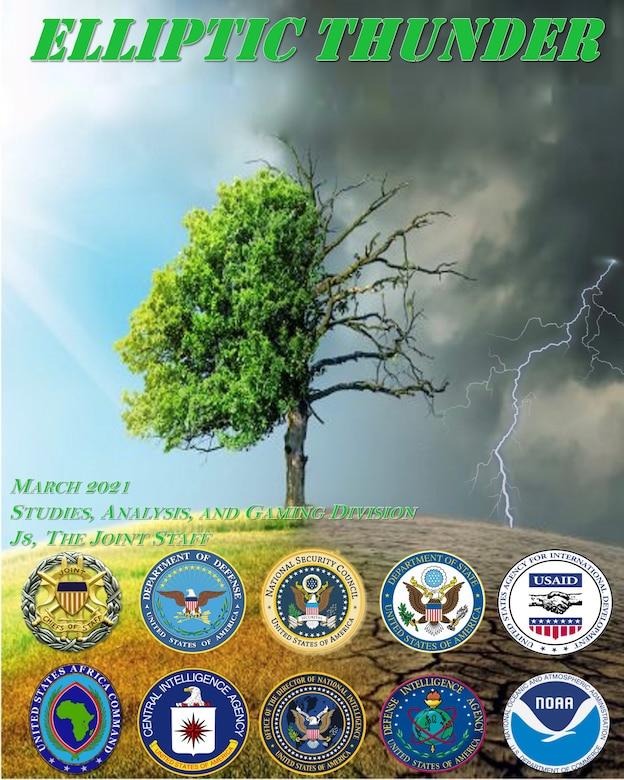 Poster of tabletop exercise 'Elliptic Thunder'