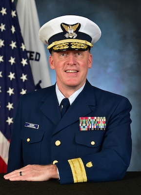 Rear Admiral Chad L. Jacoby