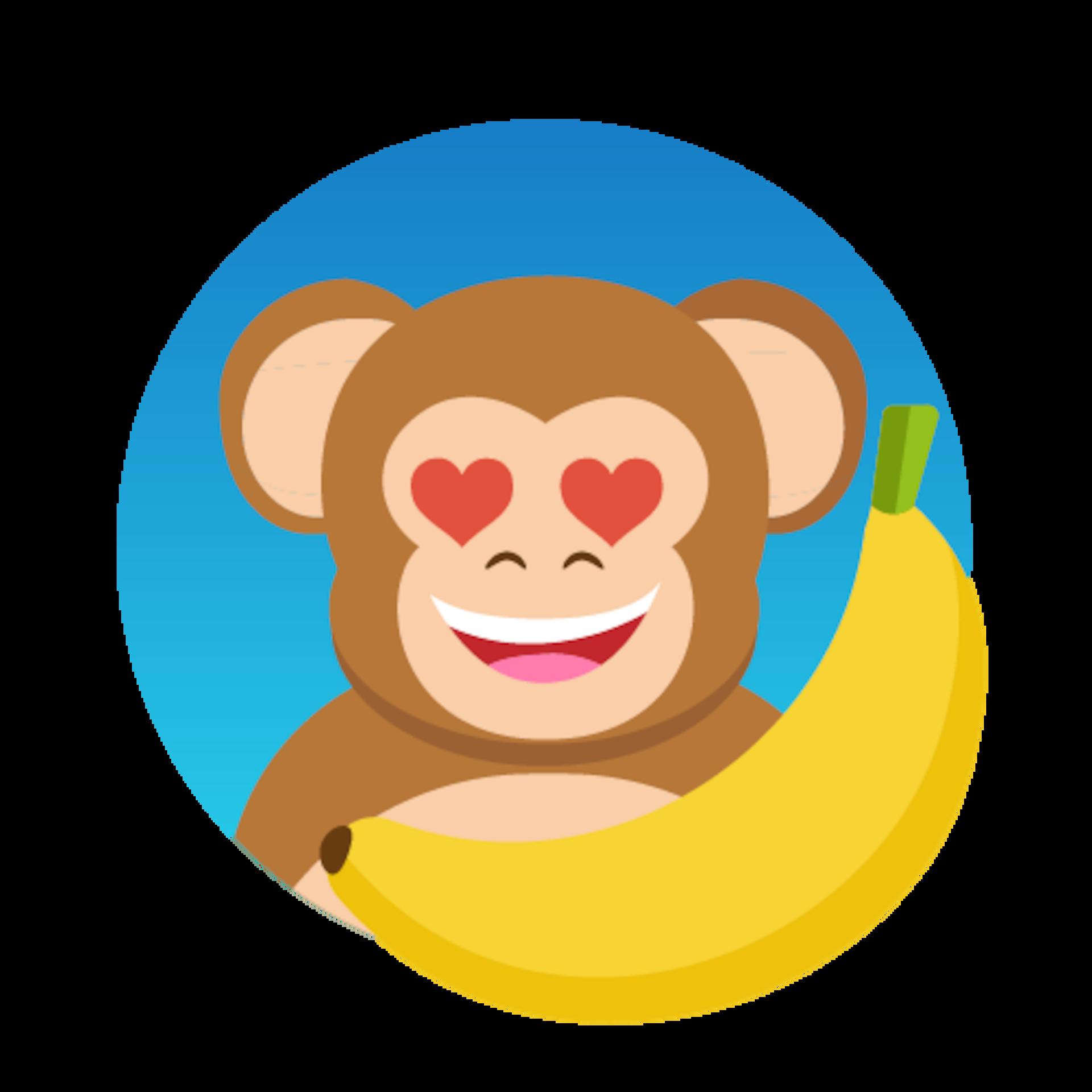 Monkeys Adore Bananas